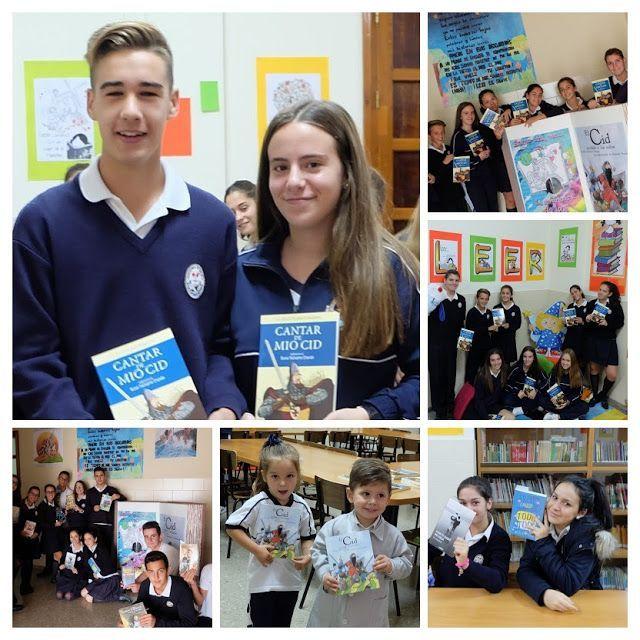 Día de las bibliotecas escolares' 16