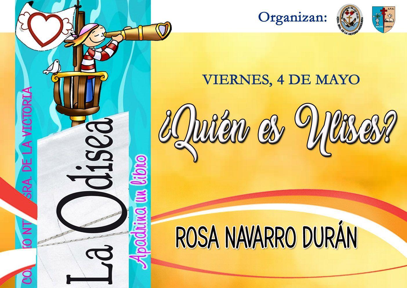 La Odisea con Rosa Navarro Durán