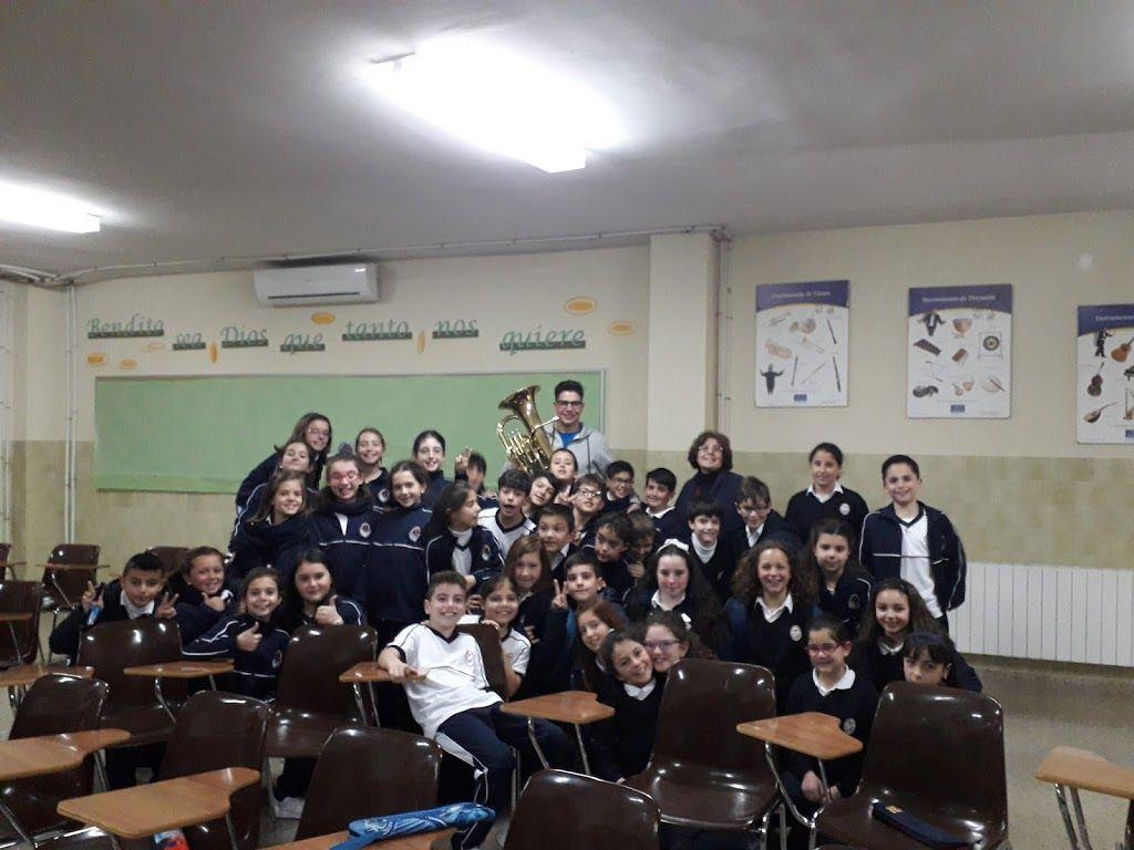 UNA CLASE DE MÚSICA MUY ESPECIAL