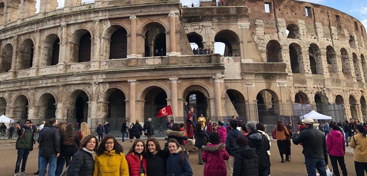 DESCUBRIENDO ROMA