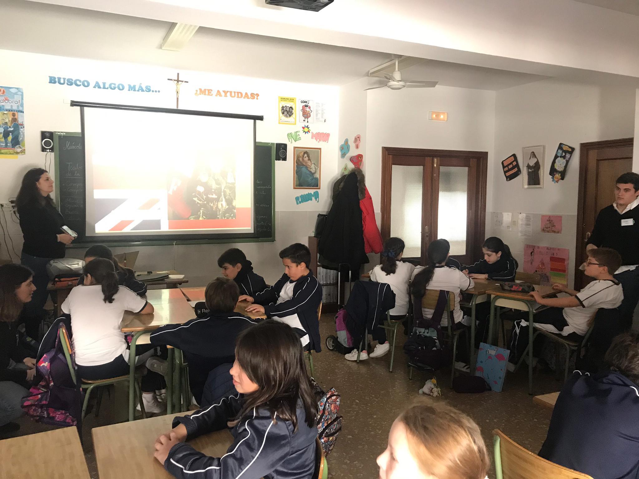 """""""Christmas sociocultural aspects"""" 5º de primaria"""